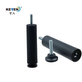 China KR-P0405 Anti Slip Adjustable Furniture Legs Plastic PP Material 115mm Height factory
