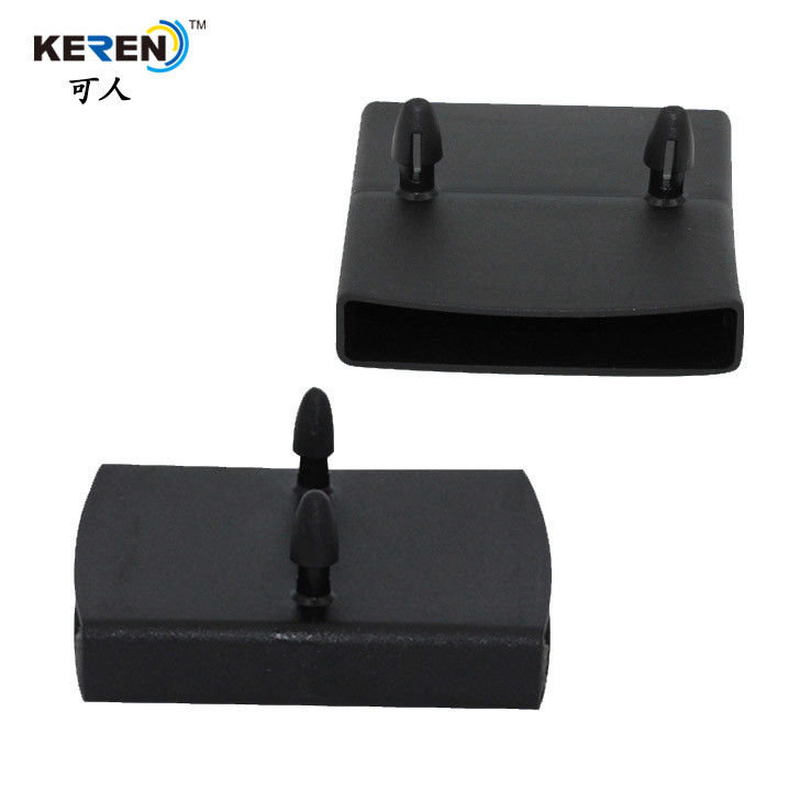 KR-P0273 Black Double Bed Slat Holders 57mm Wide PE Material Strong Load Bearing supplier