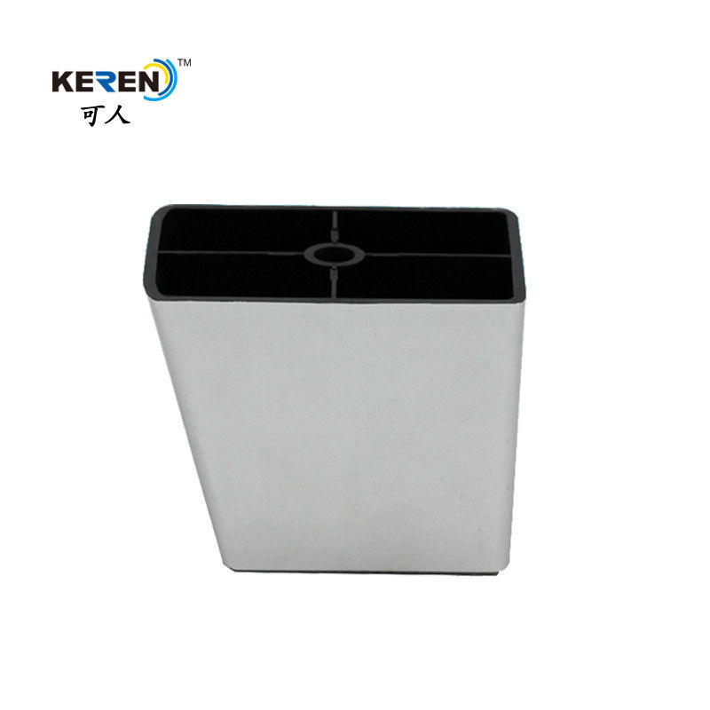 KR-P0160 ABS Material Plastic Cabinet Feet Chrome Finished Surface Reduce Vibration supplier