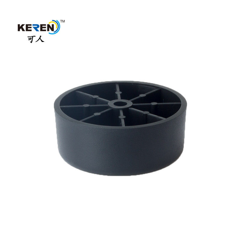 KR-P0368 24mm Height Round Furniture Feet Sofa Plastic Legs High Durability KR-P0368 supplier